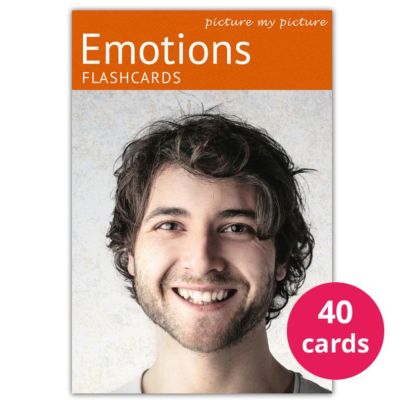 emotions flashcards
