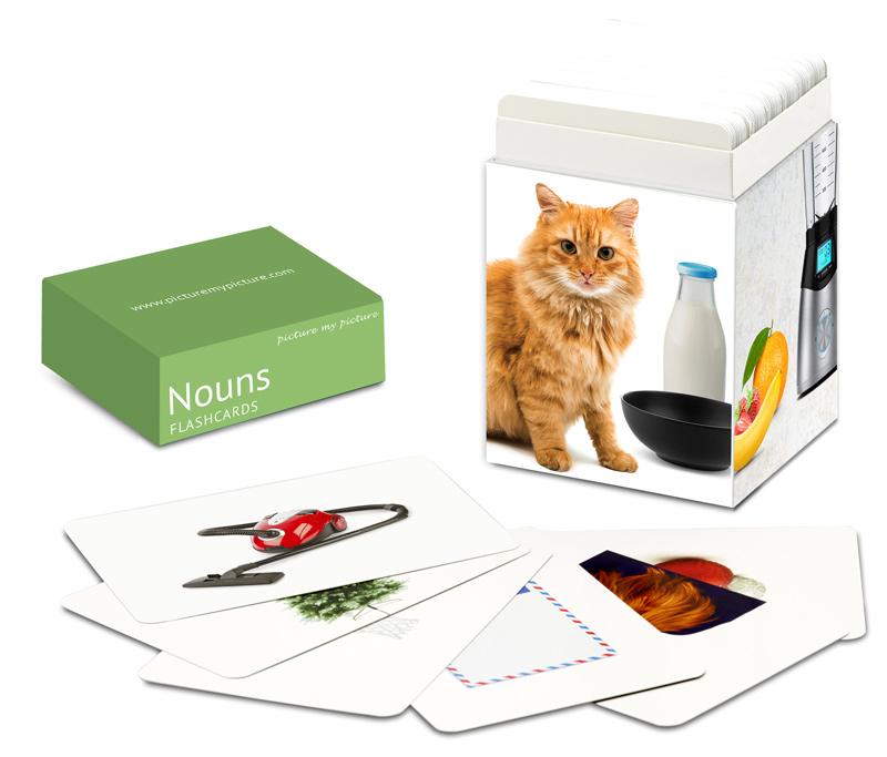 noun flashcards
