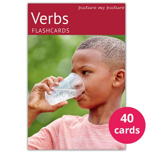 verbs flashcards