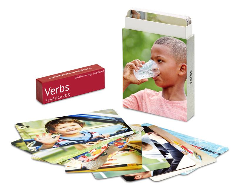 verbs flashcards