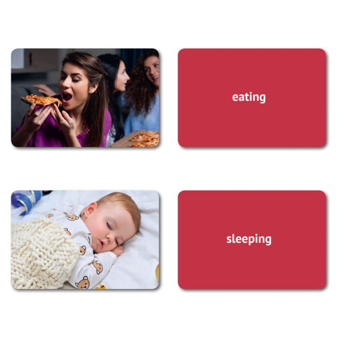 picture flashcards for stroke victims
