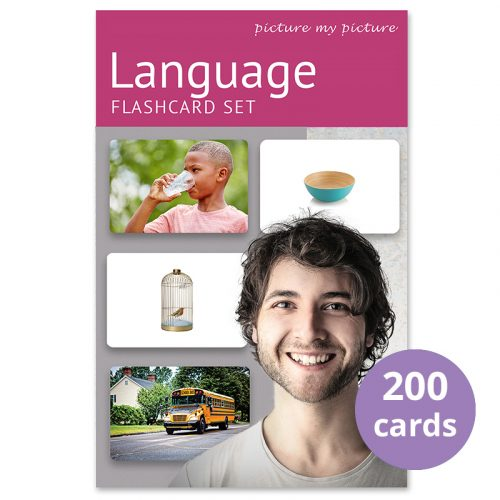 flashcard language set